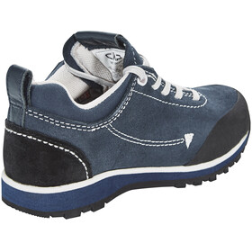 CMP Campagnolo Kids Elettra Low WP Hiking Shoes Black Blue